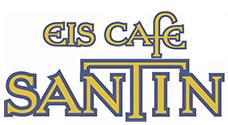 Eis-Cafè Santin Logo
